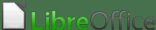 aplicaciones ofimáticas: LibreOffice